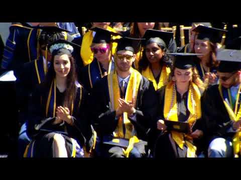 UC Berkeley Commencement 2018