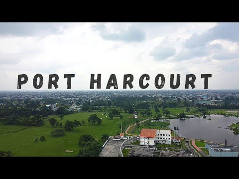 Port Harcourt City, Nigeria In 90 Seconds.