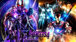 Avengers 4 TRAILER RELEASE DATE FINALLY REVEALED! MAJOR EVIDENCE FROM SOURCE & INDIA TRADE!!