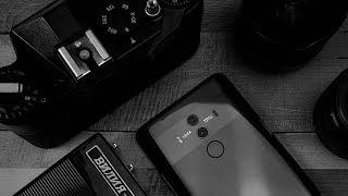 Leica-фон за $1000 — Huawei Mate 10 Pro!