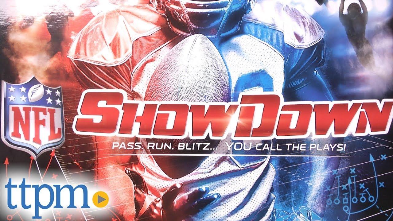 NFL ShowDown from Buffalo Games