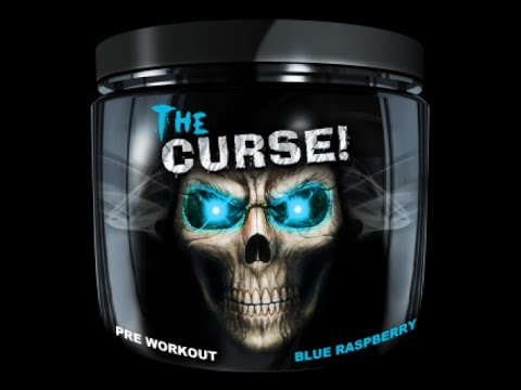 The Curse Pre-Workout by Cobra Labs Review
