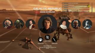 Star Wars Battlefront 2 EA Hero Concepts - Clone Wars