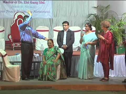Dr. and Master Sha: Severe Arthritis Receives Miracle Healing, Mumbai, India