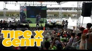 Download Live konser Tipe x Genit | Shopee Play Day 2019 Senayan Jakarta