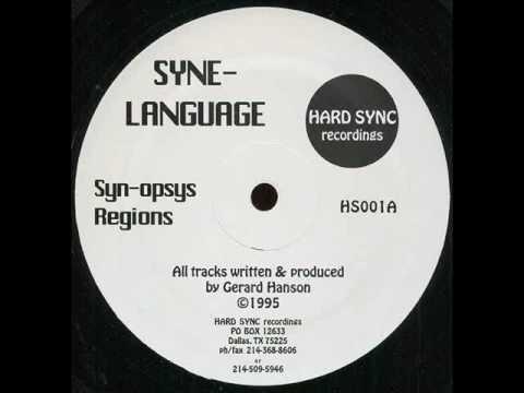 Syne Language - Regions