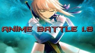 Anime battle 1.8 | Saber Arturia Pendragón