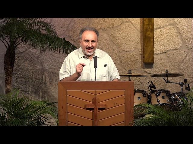 Communion Service, March 1st, 2020