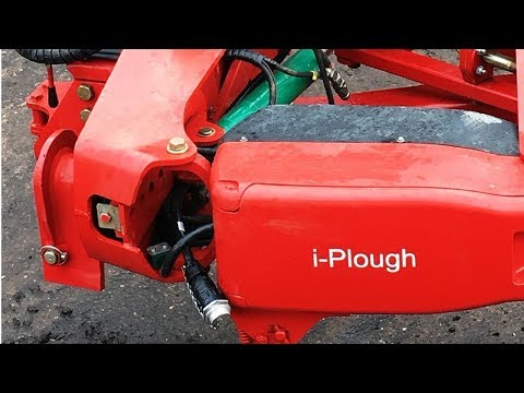 Kverneland 2500 i Plough | A new generation of intelligent ploughs | TractorLab