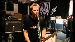 Metallica ST Anger Drum / Bass Backing Track (Whit Link)