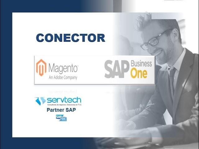API para conectar SAP con Magento