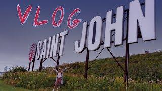 Куда пойти и на что посмотреть в Saint John Канада.