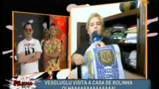 Pânico Na TV 24/04/2011 - Vesgo faz Surpresa na casa do Bolinha
