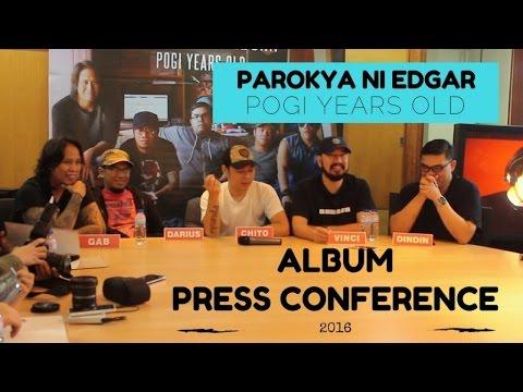 Parokya Ni Edgar - Album Presscon