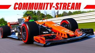 F1 2017 Livestream: Online Community-Rennen (PC) | Deutsch