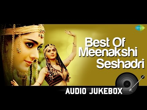 Best Of Meenakshi Seshadri   Bollywood Top 10 Songs   Audio Juke Box   Lambi Judaai