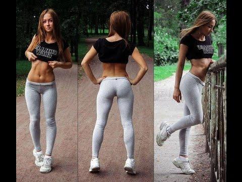 спорт. фото девушек