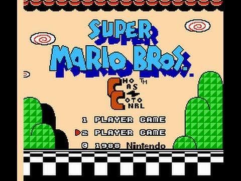 Super Mario Bros. Chaos Control (SMB3 Hack) World 4 - Shadow Mountain
