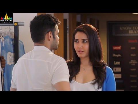 Hyper Movie Making Video | Ram Pothineni,...