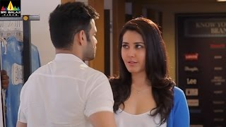 Hyper Movie Making Video | Ram Pothineni, Rashi Khanna | Sri Balaji Video