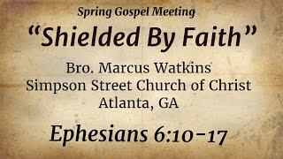 Spring Gospel Meeting - Monday