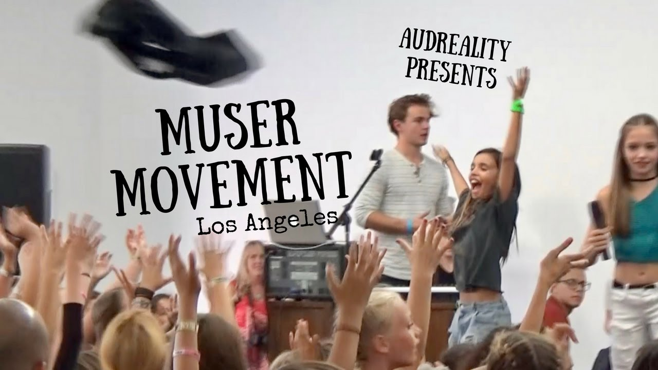 Muser movement los angeles youtube m4hsunfo