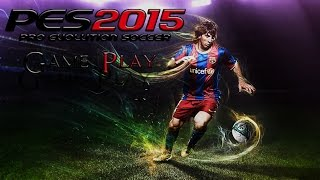 PES 2015 - Game Play PC