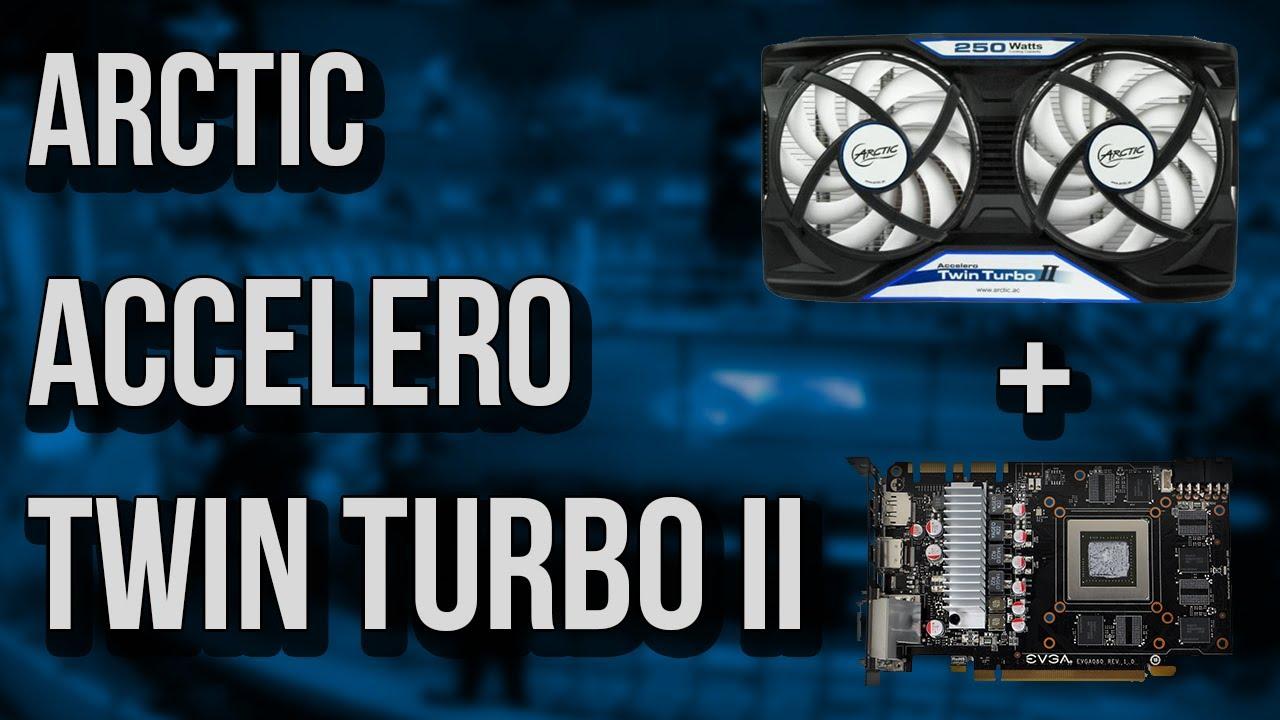 ARCTIC ACCELERO TWIN TURBO II ON MSI GTX 670