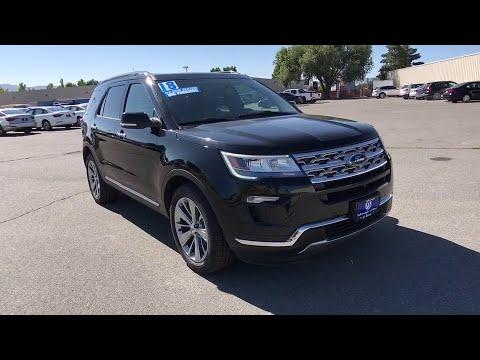 2018 Ford Explorer Reno, Carson City, Northern Nevada, Roseville, Sparks, NV JGA69678P