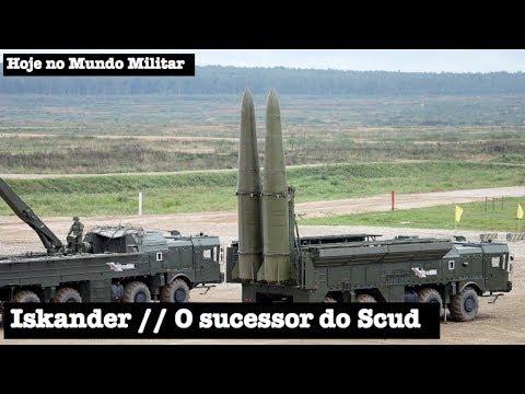 Iskander, o sucessor do Scud
