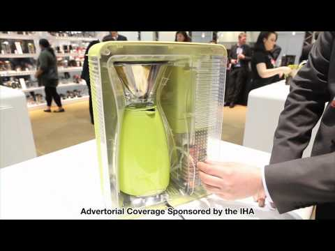 International Home + Housewares Show, IHHS 2012 - Interview with Thomas Perez of Bodum