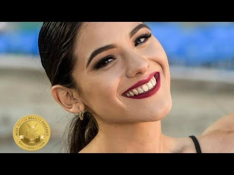 ¡Pasarela en las nubes! Miss Globe Mexico 2017.