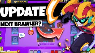 New Brawler Coming Soon!?  Big Brawl Stars Features Predictions In 2021