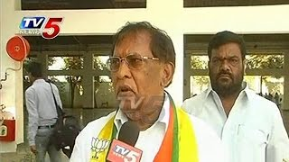 Warangal Bypolls   BJP Candidate Devaiah Face to Face with TV5   TV5 News