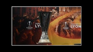 Europa league quarter-finals: second-leg fixtures and how to watch