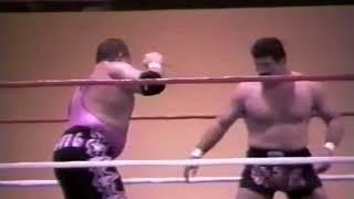 Dan Severn vs. Jim Neidhart - NWA 10/28/1995