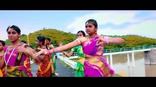 அன்னை மரியின்   Tamil christmas dance song   Ratchaga Piranthar vol-6