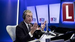 The Nigel Farage Show: Is Boris Johnson fit for the job? Live LBC - 13th November 2017