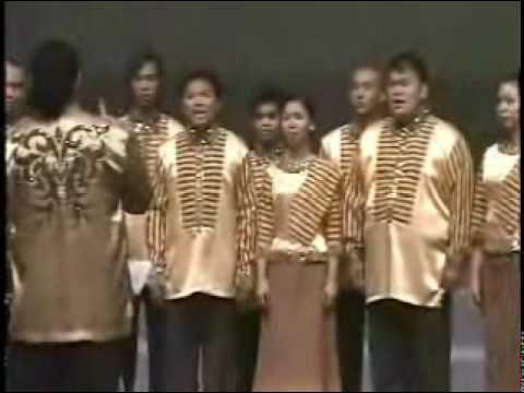 Cebu Chamber Singers - Sanctus (by; Ryan Cayabyab)