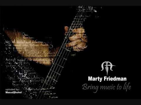 Realm of the Senses - Marty Friedman