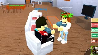 Roblox - Raising An Abandoned Baby (ft. Official Campeach)