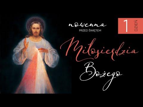Nowenna przed świętem Miłosierdzia Bożego - 1. (Ostróda)