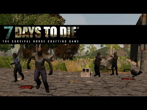 Executive Decisions - 7 Days To Die [P6]