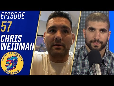 Chris Weidman: Seeing Rockhold's KO Loss Was 'Bittersweet'