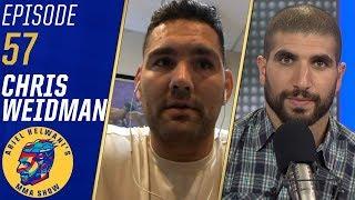 Chris Weidman on light heavyweight debut, potential Jon Jones matchup | Ariel Helwani's MMA Show
