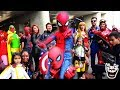 MARVEL Takes Over NEW YORK COMIC CON!! Featuring SPIDER-MAN, AVENGERS, DEADPOOL, X-MEN, GUARDIANS