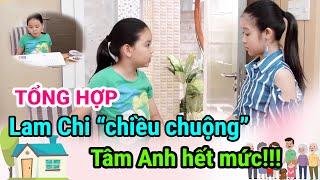 Gia đình là số 1 Phần 2   Tập 29, 30, 31, 32 Full: Lam Chi bất ngờ 'chiều chuộng' Tâm Anh hết mức