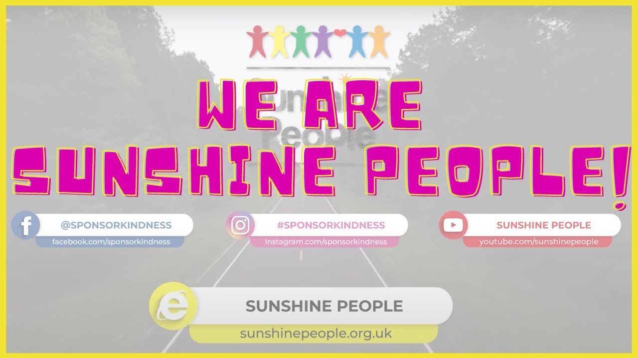 We are Sunshine People