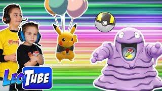 Buscamos la llave del gimnasio Pokémon Let´s Go Volcan