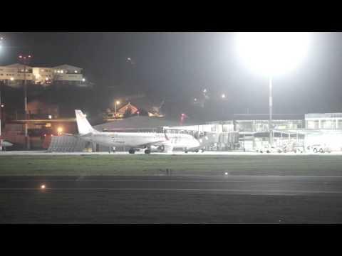 Aterrizajes nocturnos en Alvedro